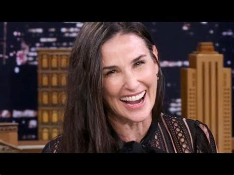 Demi Moore lost her two front teeth for this very ...
