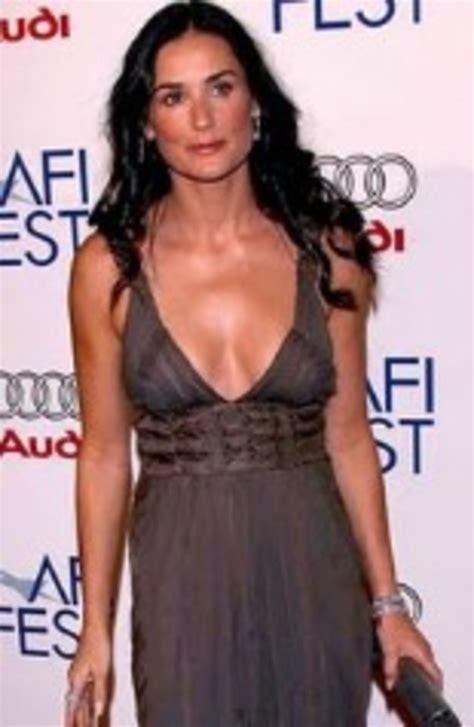 Demi Moore niega haber recurrido a la cirugía estética ...