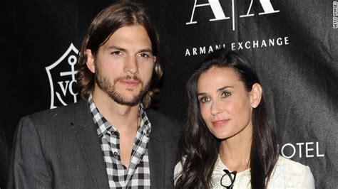 Demi Moore says she is divorcing Kutcher - CNN