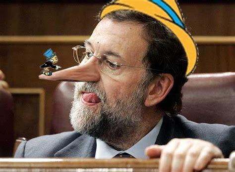 Demigrante: Pinocho Rajoy