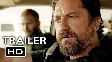 Den of Thieves Official Trailer #2  2018  50 Cent, Gerard ...