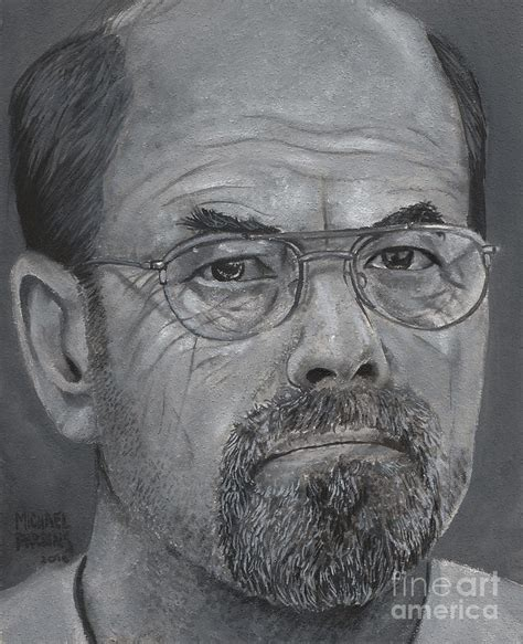 Dennis Rader Painting by Michael Parsons