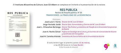 Departamento de Sociología I. Universidad de Alicante