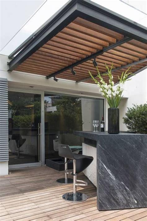 Departamento HG: Terrazas de estilo moderno por Hansi ...