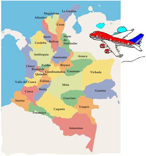Departamentos de Colombia | sayuarar