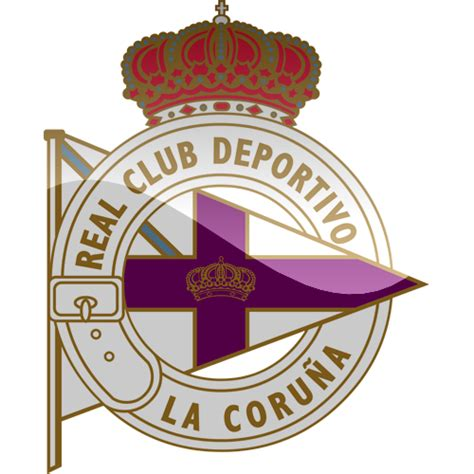 Deportivo La Coruna   HD Logo   Football