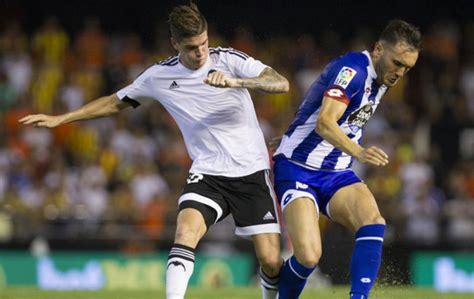 Deportivo vs Valencia en directo y en vivo online - MARCA.com