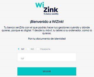 Depósito de alta rentabilidad y cuenta de ahorro Wizink
