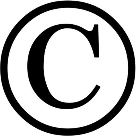 DEPOT©COPYRIGHT, ©clavier,Logo COPYRIGHT,symbole © COPYRIGHT