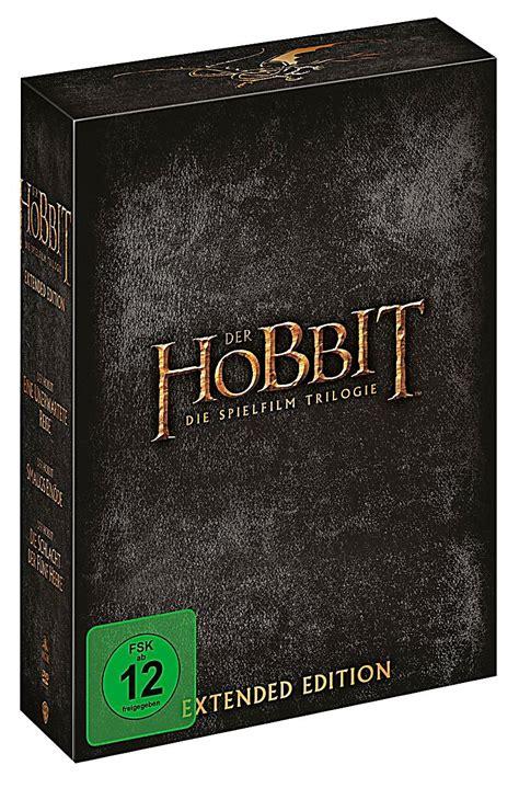 Der Hobbit   Die Spielfilm Trilogie Extended Version, 15 ...