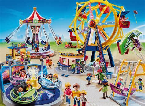 Der Playmobil-Freizeitpark