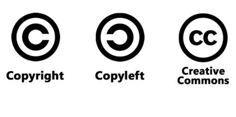 Derechos de autor: Copyright, Copyleft, Creative Commons ...