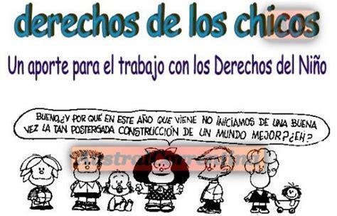 Derechos del niño argentina   Imagui