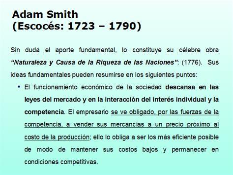 Desarrollo del pensamiento económico - Monografias.com