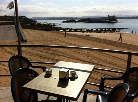 Desayuno con vistas: fotografía de Restaurante Balneario ...