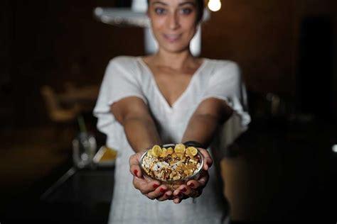 Desayuno para deportistas: porridge de avena para antes de ...