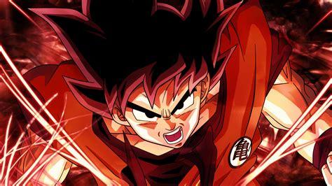Descarga Foto De Goku Con Diseños Para El Fondo De ...