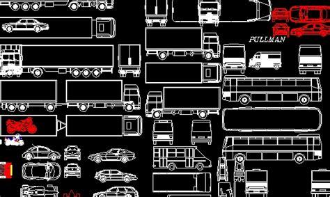 Descarga GRATIS: Autos - planos y bloques en AutoCAD sobre ...