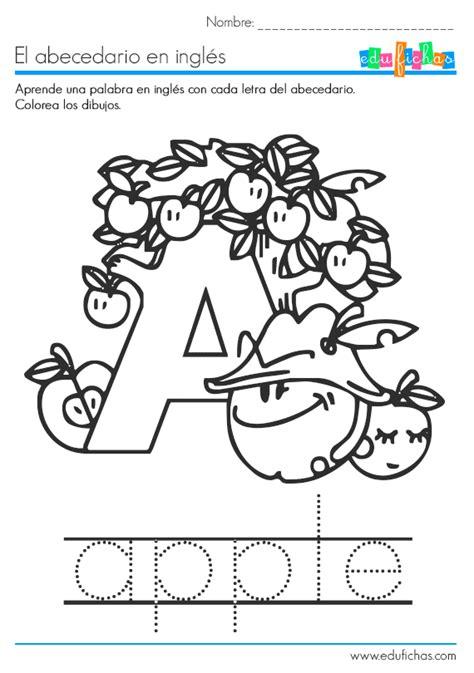 Descarga nuestro cuadernillo del abecedario en inglés en ...