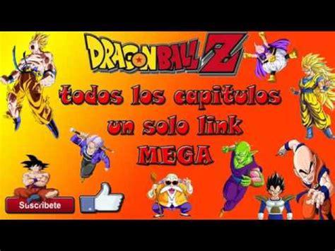 Descarga todos los capitulos de Dragon Ball z [Audio ...