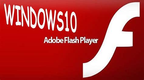 Descargar adobe flash player para windows 10 gratis en ...