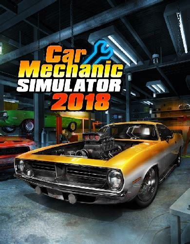Descargar Car Mechanic Simulator 2018 Torrent | GamesTorrents