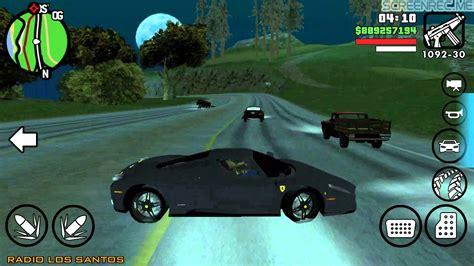 Descargar Cleo Mods para el GTA San Andreas Android | RWWES