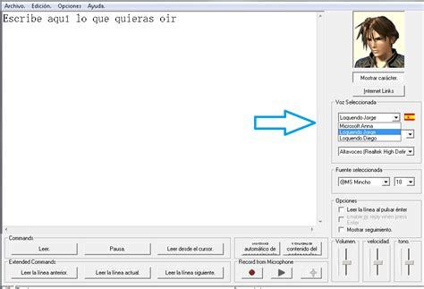 descargar DSpeech español Conversor de texto a mp3 ...