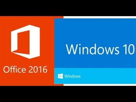 Descargar e Instalar Microsoft Office 2016 Gratis y en ...