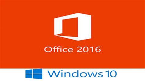 Descargar e Instalar Office 2016 para Windows 10 Gratis ...