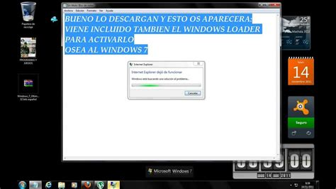 DESCARGAR E INSTALAR WINDOWS 7 GRATIS ...