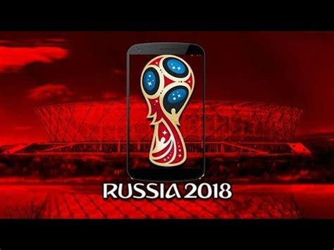 Descargar el Calendario Mundial Rusia 2018 - YouTube