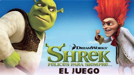 Descargar el juego Shrek 4 Felices para Siempre para el ...