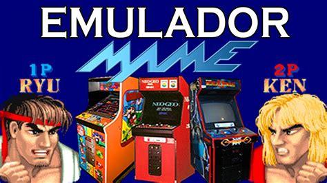 Descargar Emulador de Arcade MAME para PC [2017 ...