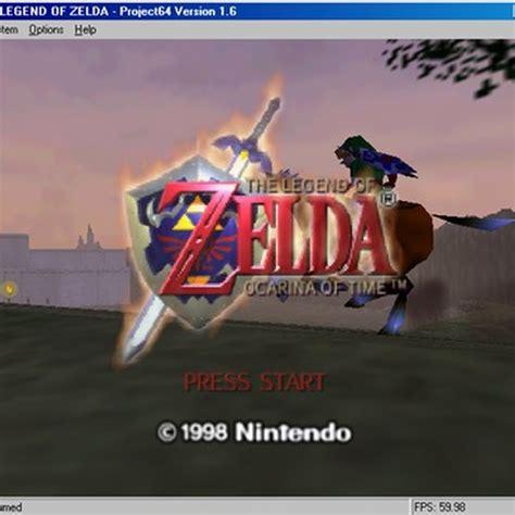 Descargar Emulador Nintendo 64 para PC: Project64 1.6 ...