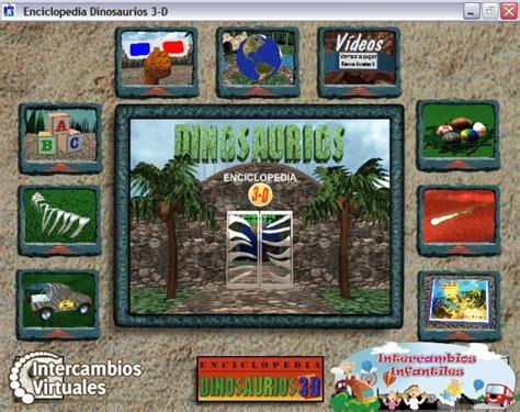 Descargar Enciclopedia de los Dinosaurios 3D Gratis Para ...