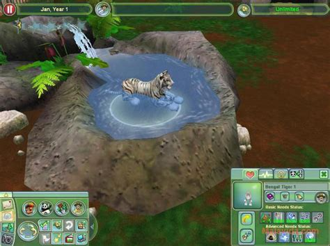 Descargar Endangered Species Zoo Tycoon 2 para PC   Gratis