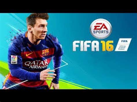 Descargar FIFA 16 gratis para Android | OkDescargas