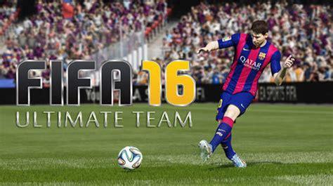 Descargar FIFA 16 para Android
