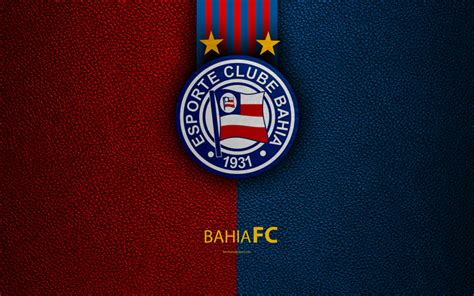 Descargar fondos de pantalla Bahia FC, 4K, Brasileño, club ...