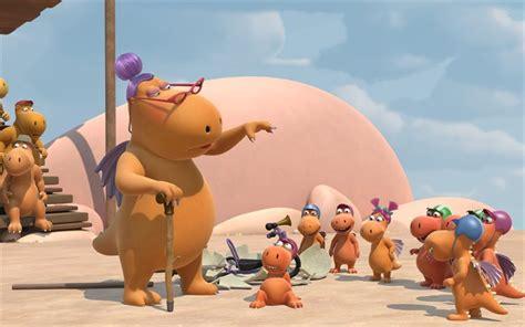 Descargar fondos de pantalla dinosaurios, dibujos animados ...