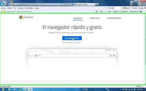Descargar Google Chrome en Español
