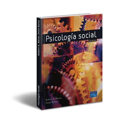 Descargar Gratis PDF Psicologia Social, 10ma Edicion de ...