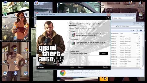 Descargar GTA IV para computadora - YouTube