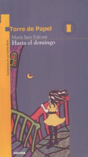 Descargar HASTA EL DOMINGO Epub Mobi PDF Libro