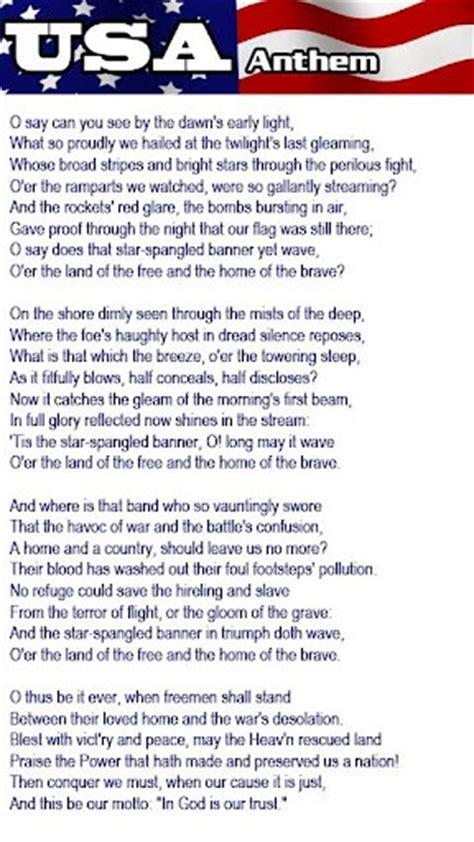 Descargar Himno Estados Unidos para Android de Mobincube ...