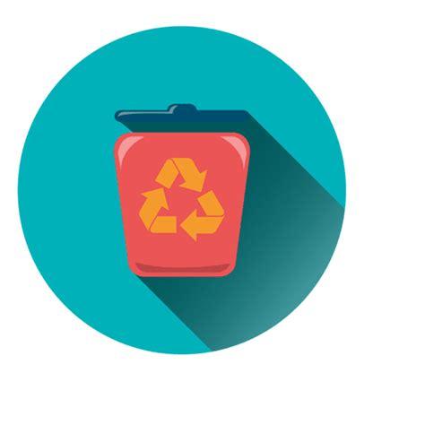 Descargar Icono Papelera De Reciclaje Vista - Typo Designs