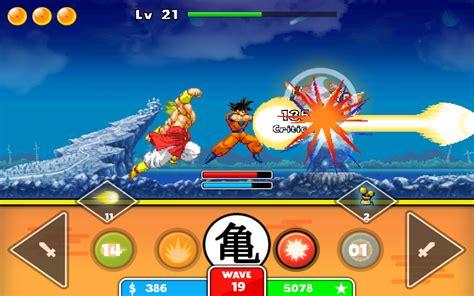 Descargar juego Goku Saiyan Warrior