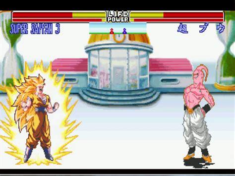 Descargar Juegos De Dragon Ball Z Gratis Desontis ...