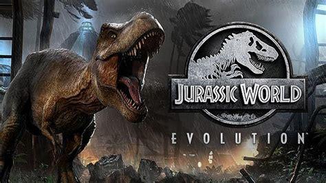 Descargar Jurassic World Evolution (DESBLOQUEO COMPLETO)